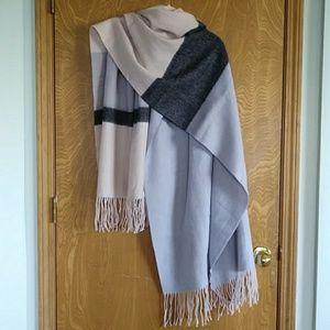 Paris Atelier & Other Stories Wool Blanket Scarf
